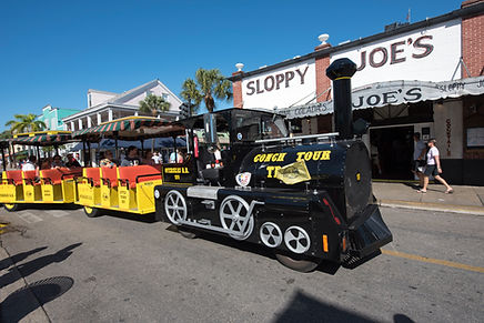 Sloppy Joes Conch Train Duval Street_421
