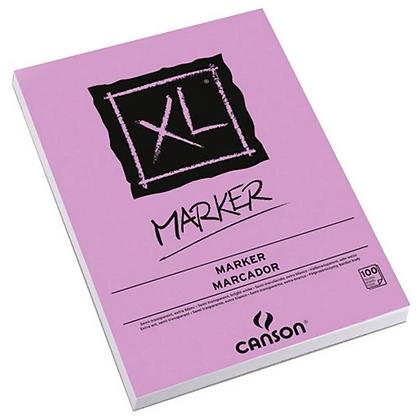 Bloco Canson XL® Marker 70g/m² A4 100 Folhas