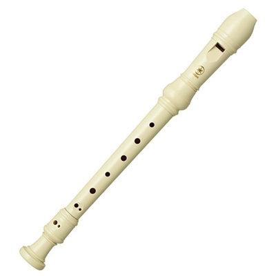 Flauta Doce YRS-24B Soprano Barroca Yamaha