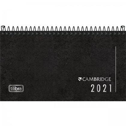 Agenda de Bolso Tilibra Cambridge 2021