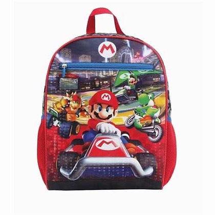 Mochila De Costas Super Mario Kart 11160 Dmw