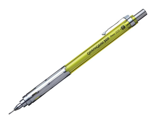 Lapiseira Pentel Graphgear 300 0,9mm
