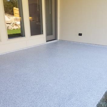 Patio Epoxy Flooring