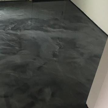 Custom Metalic Epoxy Flooring