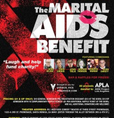 Attend Porn Comedy Show & Support AIDS Research!