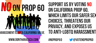 Performers Demand Prop 60 Proponent, Michael Weinstein, Debate Them