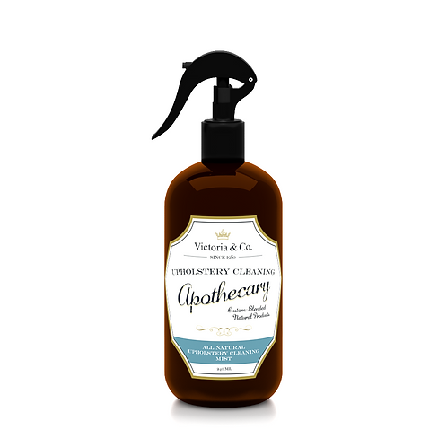 All Natural Upholstery Cleaning Mist