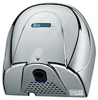 Biodrier Eco Chrome BE08C Eco-friendly Hand Dryer