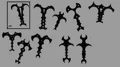 Basic shape evolution