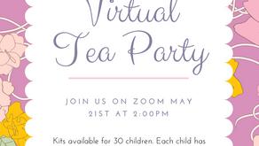 Virtual Tea Party