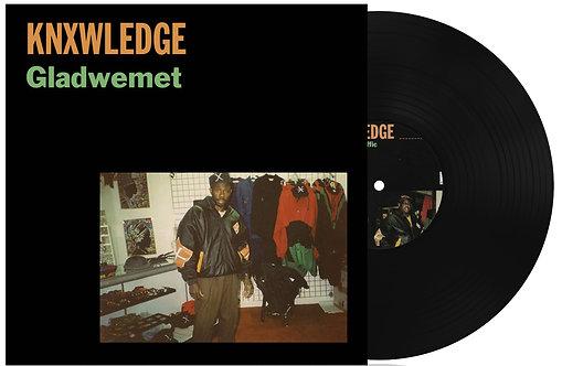 "KNXWLEDGE – Gladwemet (Vinyl 7"" EP)"