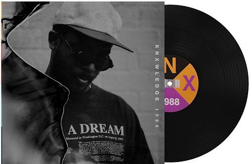 KNXWLEDGE – 1988 (LP)