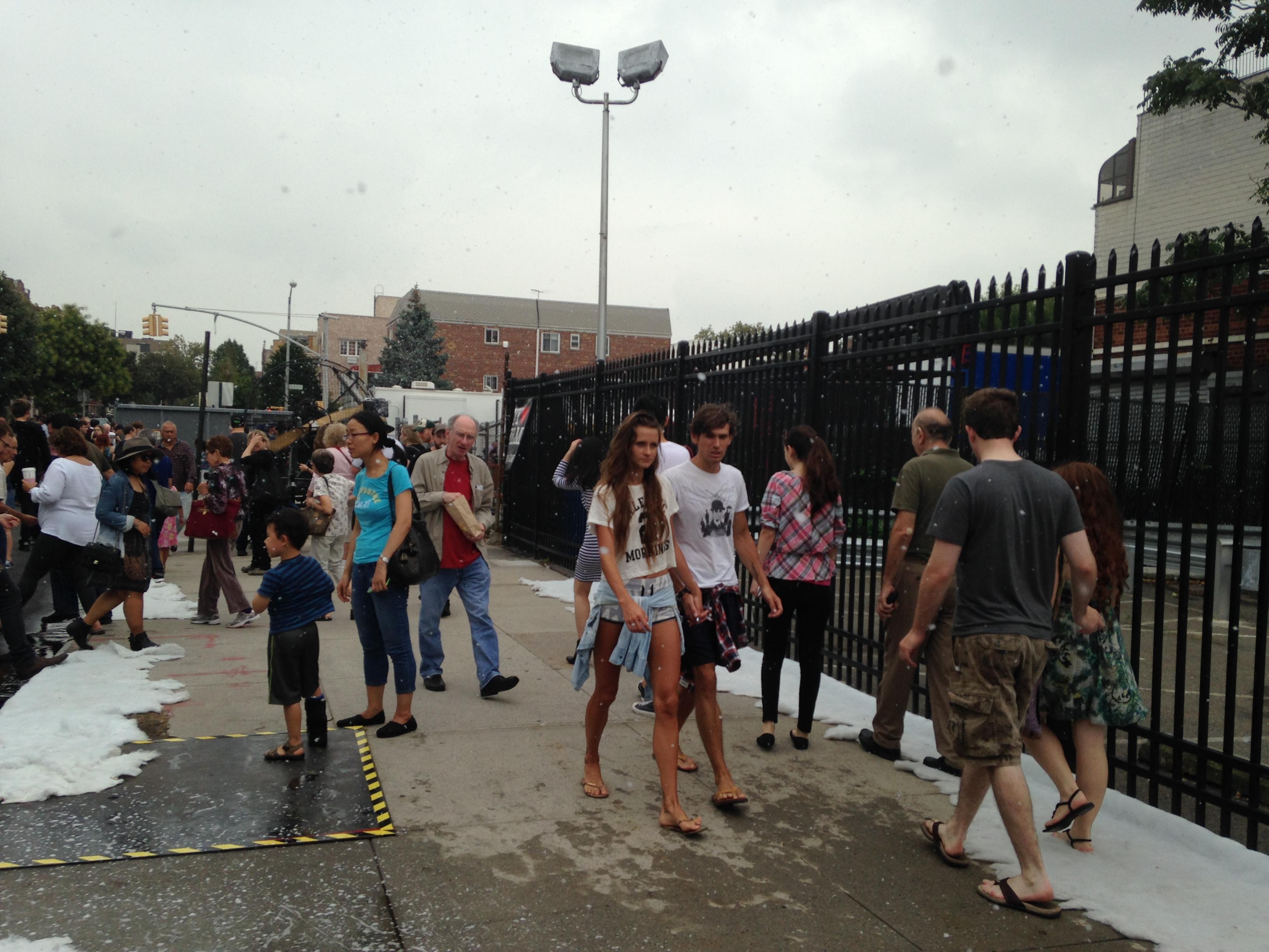 NY On Location Street Fair
