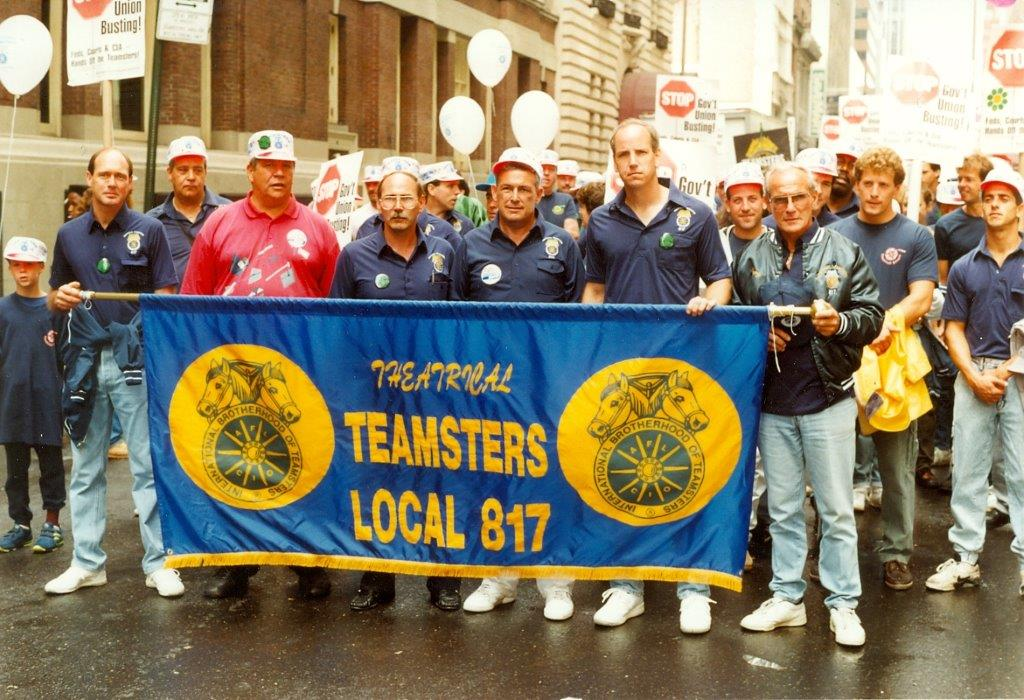 Teamsters 817 Labor Day Parade