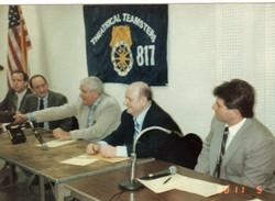 Executive Board - 1980's