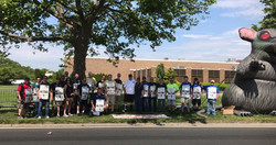 supporting local 812 fight for fair wages