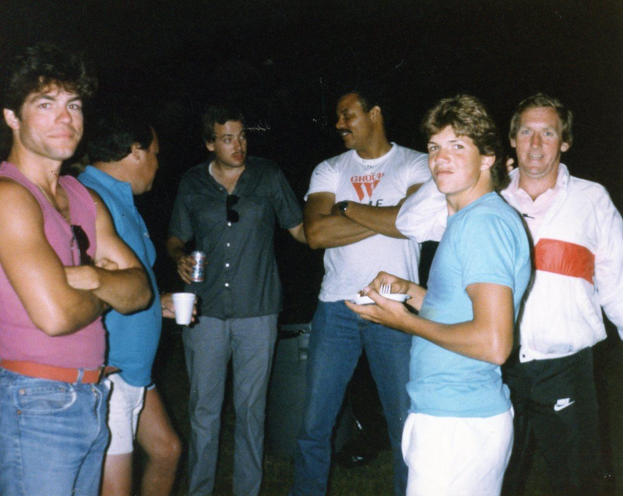 crew hangout
