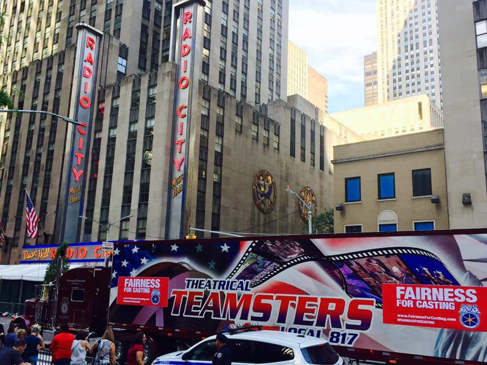 Fairness For Casting - Radio City