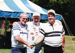 Retirees at Union Picnic