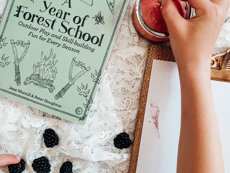 10 Homeschool Activities to do Outside