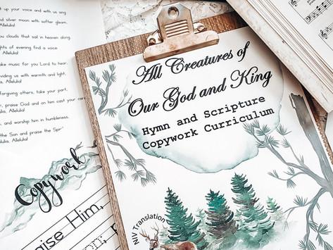 Hymn and Scripture Meditation