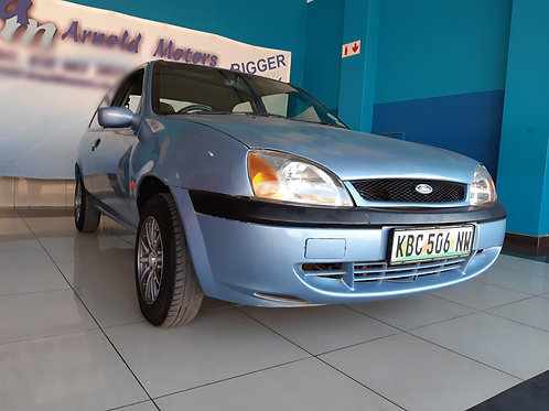 2003 Ford Fiesta Flite 1.3i 5dr