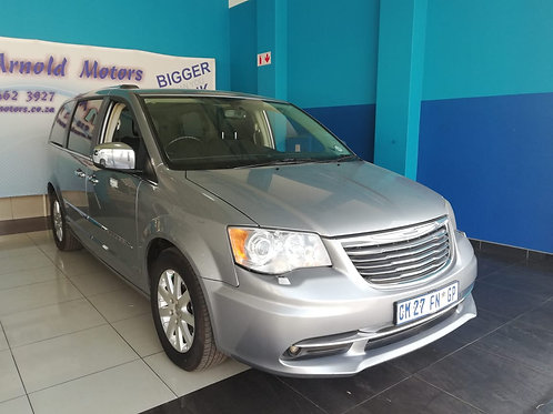 Chrysler Grand Voyager 2.8 Limited A/T 2011
