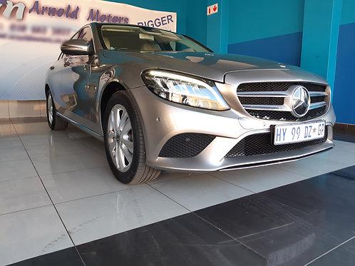 2019 Mercedes-Benz C180 A/T