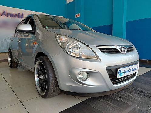 2012 Hyundai i20 1.6