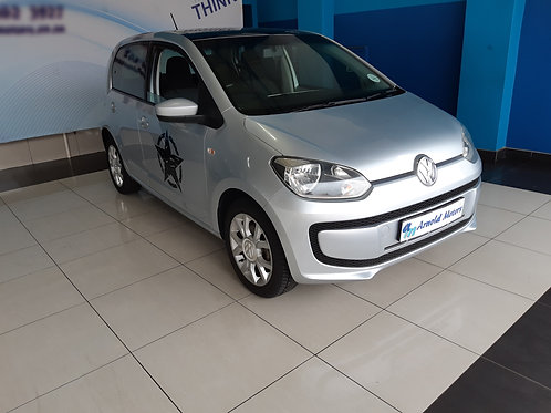 2016VW Up Move 1.0 with 5dr Panoramic roof