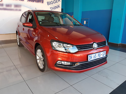 2014 VW Polo GP 1.2 Tsi H/L DSG (81kw)