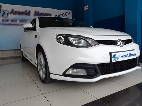 2014 MG 6 1.8T Delux