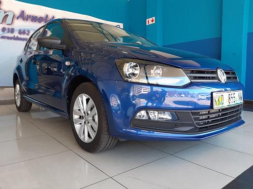 2020 VW Polo Vivo 1.4 T/L 5dr