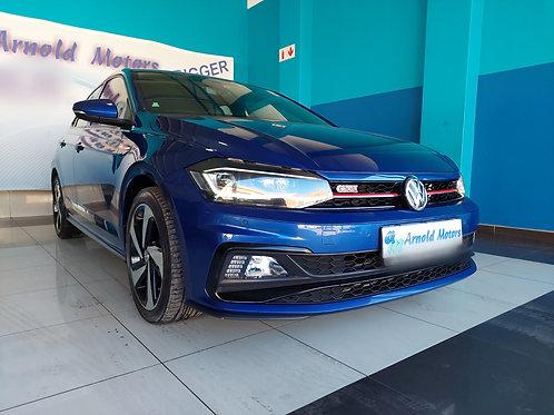 2019 VW Polo Gti DSG (147kw)