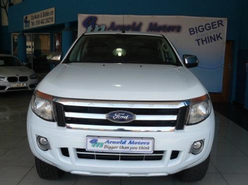 Ford Ranger 3.2 Tdci XLT 4x4 D/C A/T P/U 2012