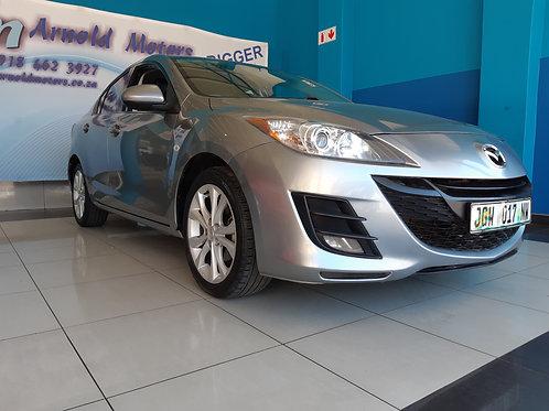 2010 Mazda 3 1.6