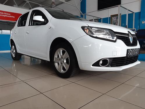 Renault Sandero 900T Dynamique 2014
