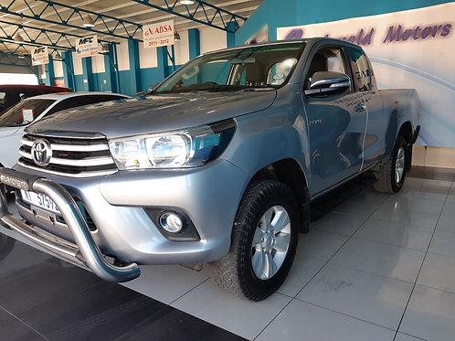 2017 Toyota Hilux 2.8 GD-6 4x4 RB Raider A/T P/U E/C