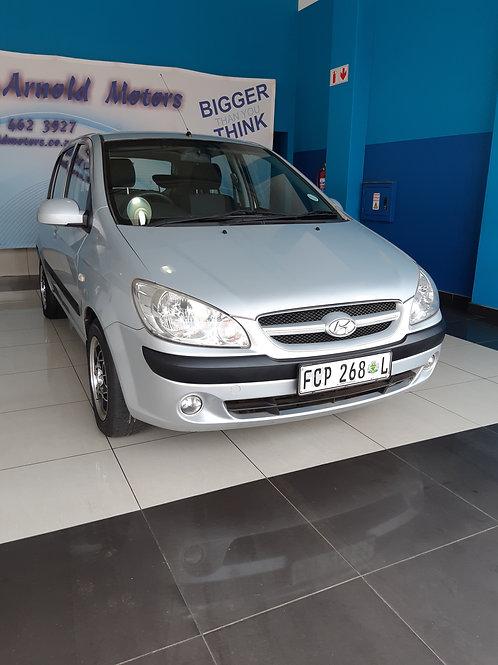 Hyundai Getz1.5 Cdi 2008