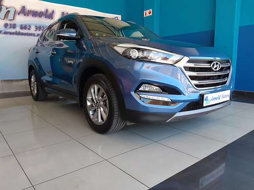 2017 Hyundai Tucson 1.6 Tgdi Executive