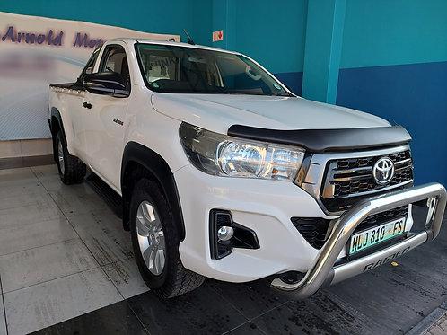 2020 Toyota Hilux 2.4 GD-6 RB SRX P/U S/C
