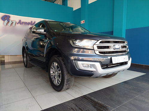 2017 Ford Everest 2.2 Tdci XLT A/T
