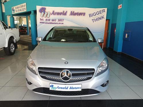 Mercedes Benz A180 CDI BE 2013