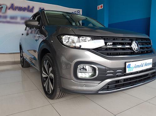 2021 VW T-Cross 1.0 Tsi (70kw)