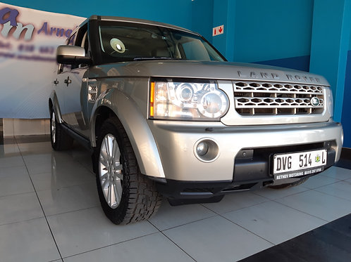 2011 Land Rover Discovery 4 3.0 TdSd V6 HSE