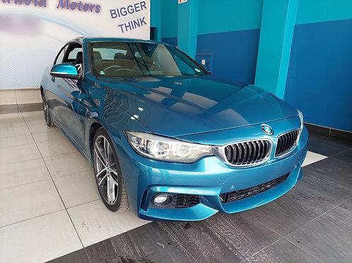 2017 BMW 420i Convert M Sport A/T