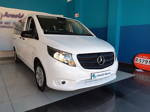 2018 Mercedes Benz Vito III 1.6 CDI Tourer