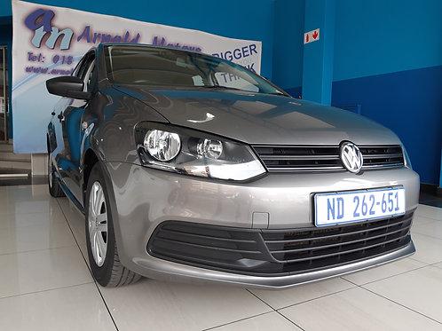 2019 VW Polo Vivo 1.4 T/L 5dr