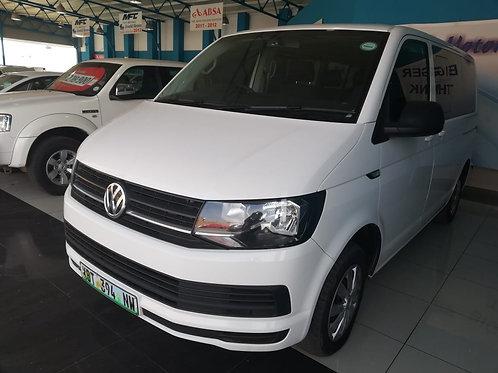 VW Kombi 2.0 Tdi (Treadline) 2016
