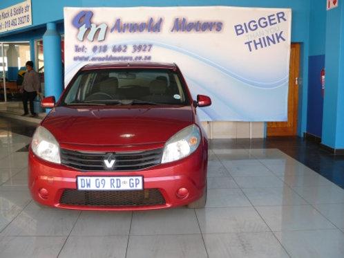 Renault Sandero 1.6 United 2009